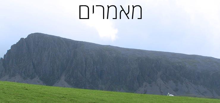 מאמרים מאת יאיר אפטר